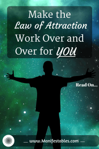 Law of Attraction Can Work For You