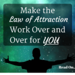 law of attraction working