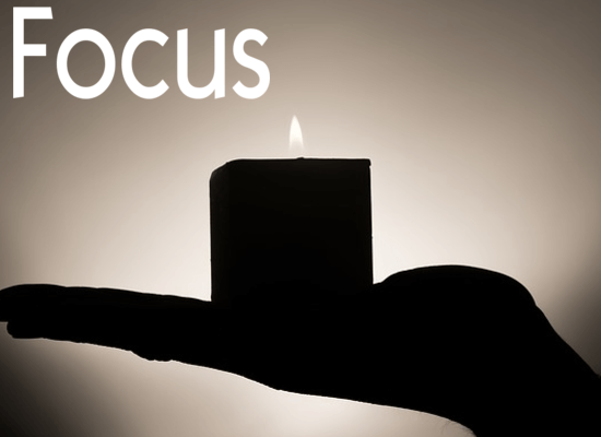 how to manifest with focus