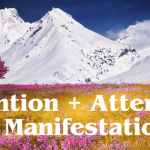 manifesting and attracting